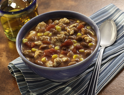 Chipotle Turkey Chili Butter Kernel