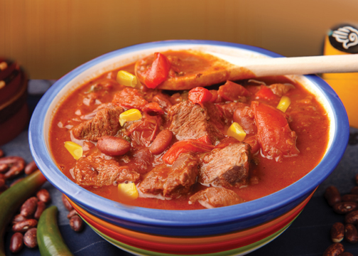 Beef And Bean Stew Butter Kernel